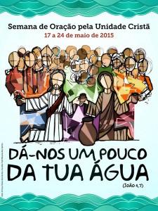 Cartaz Semana de Oração pela unidade