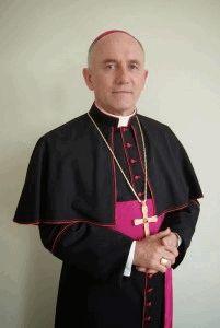 Dom Rafael, novo Bispo de Blumenau.
