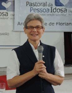 Irmã Teresinha, coordenadora nacional da PPI