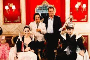 Casal Festeiro 2015 - Família Moraes e Souza
