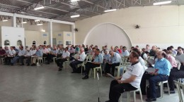 Reunião geral clero