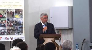 Carlos Martendal apresentou a segunda edição do evento.