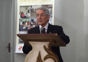 Presidente da Fiesc, Glauco Côrte