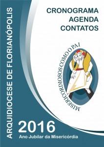 capa - cronograma e agenda 2016