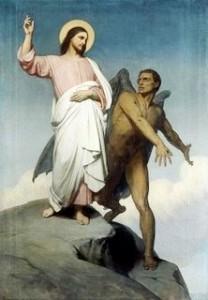 jesus deserto