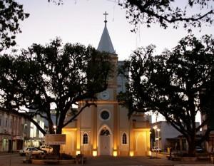 Igreja Imaculada - Cred João Scharf