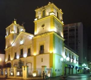 Igreja São Francisco - Credito PMF