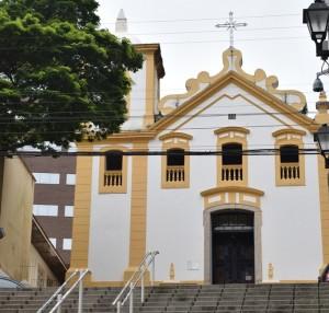 Igreja do Rosário - Cred João Farias