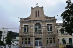 igreja do divino espirito santo