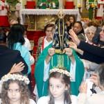 Visita da Imagem Jubilar em Campinas, São José. Fotos: Divulgação Paróquia S.Antônio