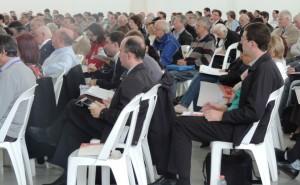 Assembleia de 2014 reuniu representantes da Arquidiocese no CEAR