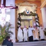 Missa solene de acolhida da Imagem Jubilar de N. Sra. Aparecida