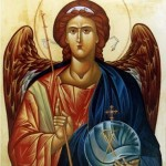 São Miguel, rogai por nós e defendei-nos no combate, amém!
