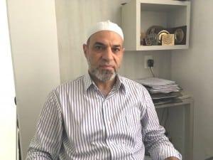 Líder islâmico em Santa Catarina, Sheik Amin Alkaram