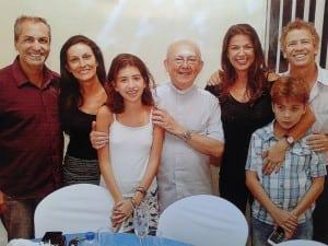 Membros da Comunidade Abbá Pai