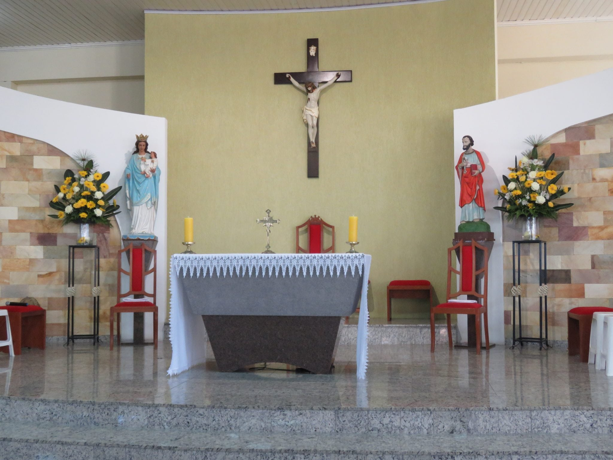 Paróquia Nossa Senhora dos Navegantes – Serraria – SJ